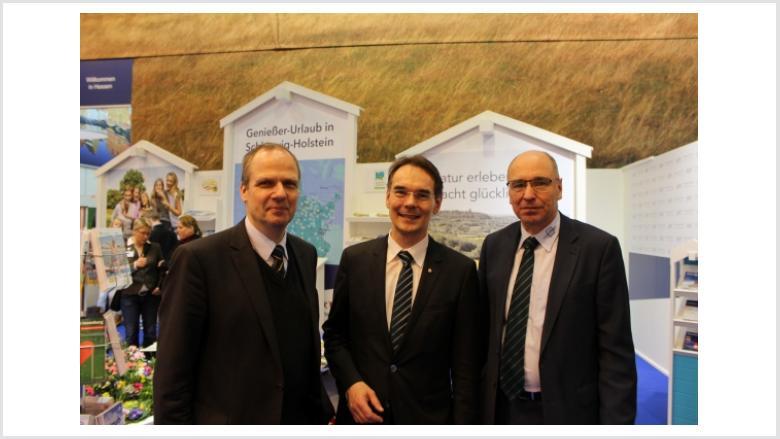 Ingbert Liebing, Werner Schwarz, Stephan Gersteuer