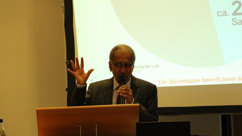 Gastredner Dr. Latif